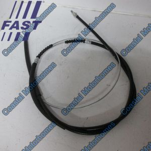 Fits Fiat Ducato Peugeot Boxer Citroen Relay Rear Hand Brake Cable For Drums (94-06)