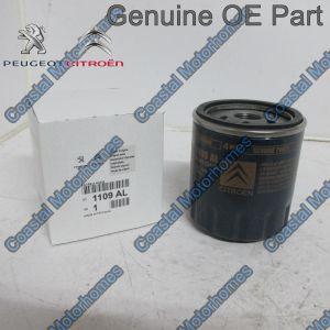 Fits Fiat Ducato Peugeot Boxer Citroen Relay Oil Filter 2.0 2.2 Petrol Diesel 1109.AL
