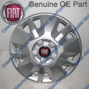 """Fits Fiat Ducato 15"""" Wheel Trim Hub Cap 2014-Onwards OE"""