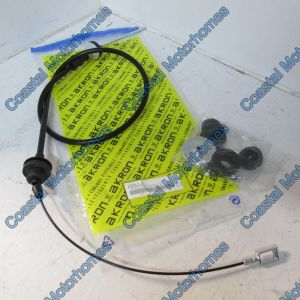 Fits Fiat Ducato Peugeot Boxer Citroen Relay LHD Clutch Cable 1.9L ML5T (94-02)