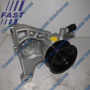 Fits Fiat Ducato Iveco Daily Power Steering Pump 2.3L JTD (2006-Onwards)