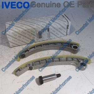 Fits Fiat Ducato Iveco Daily Relay Boxer Timing Chain Guides 3.0L JTD-HDI (06-On)