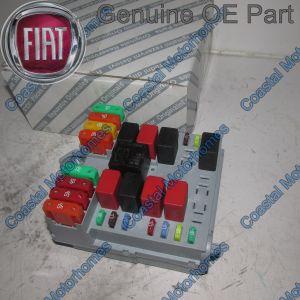Fits Fiat Ducato Peugeot Boxer Citroen Relay Fuse Box 2006-2011 OE