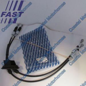 Fits Fiat Doblo Gear Change Cables 1.2L Petrol 1.3L-1.9L Diesel (2000-Onwards)