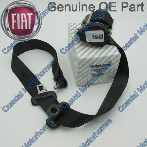 Fits Fiat Ducato Peugeot Boxer Citroen Relay Front Seat Belt 2006 On OE