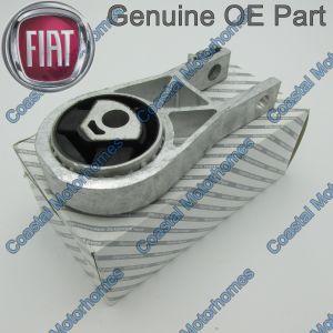 Fits Fiat Ducato Peugeot Boxer Citroen Relay 2.2+2.3 Engine Mount Lower Rear 09-On OE