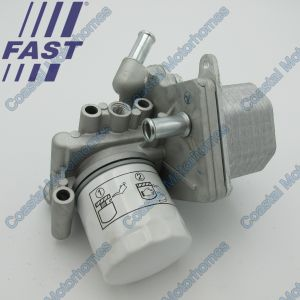 Fits Fiat Ducato Peugeot Boxer Citroen Relay Oil Cooler Filter 2.2L Puma (06-14)