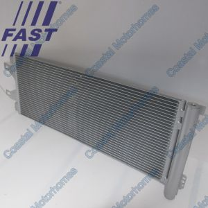 Fits Fiat Ducato Peugeot Boxer Citroen Relay Air Conditioning Condenser (06-On)