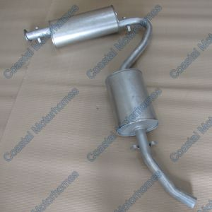 Fits Fiat Ducato Peugeot Boxer Citroen Relay LHD Exhaust 1.9L 2.5L 2.8L Diesel 94-02