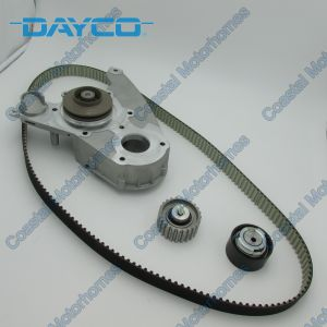 Fits Fiat Ducato Timing Belt + Water Pump Kit 2.3JTD Dayco (02-On)