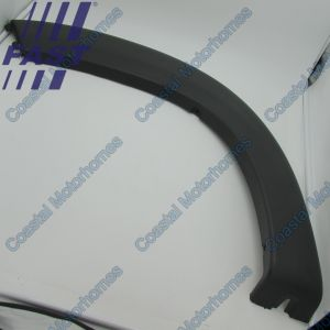 Fits Fiat Ducato Peugeot Boxer Citroen Relay Rear Right Wheel Arch Trim (06-On)
