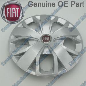 """Fits Fiat Ducato 16"""" Wheel Trim Hub Cap 2014 Onwards OE"""