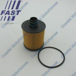 Fits Fiat Ducato Oil Filter 2.0 JTD 2011-Onwards