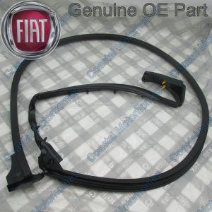 Fits Fiat Ducato Peugeot Boxer Citroen Relay Rear Door Seal 2006-Onwards OE