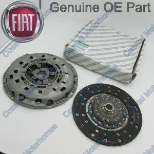 Fits Fiat Ducato Peugeot Boxer Citroen Relay 2.3-3.0L Remanufactured Clutch 06-On
