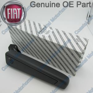 Fits Fiat Ducato Peugeot Boxer Citroen Relay Right Armrest OE (2006-On) 60911355