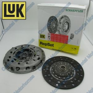 Fits Fiat Ducato Peugeot Boxer Citroen Relay 2.3-3.0JTD-HDI 2pc Clutch Kit (06-On)