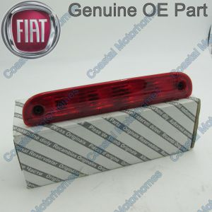 Fits Fiat Ducato Peugeot Boxer Citroen Relay Middle High Level Brake Light 06-On OE