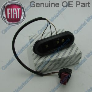 Fits Fiat Ducato Peugeot Boxer Citroen Relay Door Contact 3 Pin 2006-Onwards OE