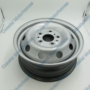 "Fits Fiat Ducato Peugeot Boxer Citroen Relay 6J 15"" Steel Wheel 2006-Onwards"