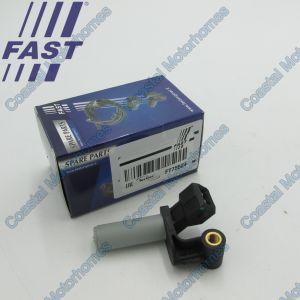 Fits Fiat Ducato Peugeot Boxer Citroen Relay Crankshaft Position Sensor 2.2L (06-14)