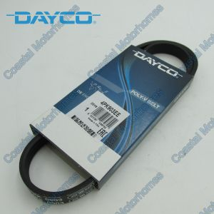 Fits Fiat Ducato Iveco Daily Boxer Relay Air Conditioning Belt 2.3JTD (02-On) 504066407