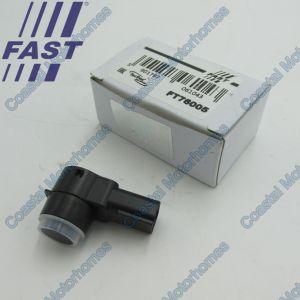 Fits Fiat Ducato Peugeot Boxer Citroen Relay Rear Parking Sensor (2006-On) 1368915080