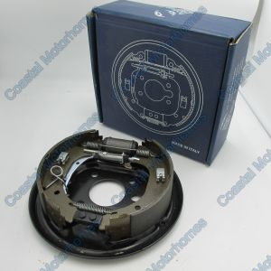 Fits Fiat Ducato Citroen Relay Peugeot Boxer Rear Right Backing Plate Brake Kit 94-06