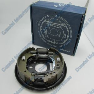 Fits Fiat Ducato Citroen Relay Peugeot Boxer Rear Left Backing Plate Brake Kit 94-06