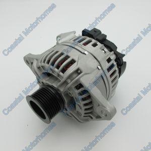 Fits Fiat Ducato Iveco Daily Peugeot Boxer Citroen Relay Alternator 2.3JTD 140A 02-14
