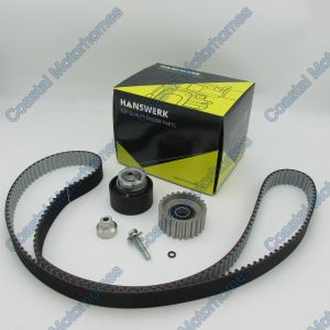 Fits Fiat Ducato Iveco Daily Boxer Relay Timing Belt Kit Hanswerk 2.3JTD 71736716