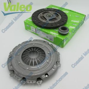 Fits Fiat Ducato Peugeot Boxer Citroen Relay 2.2L Puma Clutch Kit (06-On)