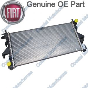 Fits Fiat Ducato Peugeot Boxer Citroen Relay Radiator 2.2L 2.3L 3.0L 2006-On OE