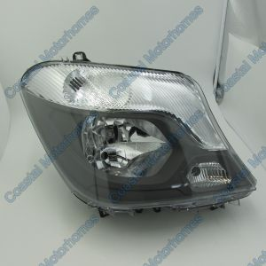 Fits Mercedes Sprinter 2013-2019 RHD Right Headlight