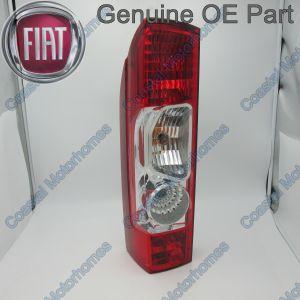 Fits Fiat Ducato Peugeot Boxer Citroen Relay Rear Left Light 2006-2014 OE