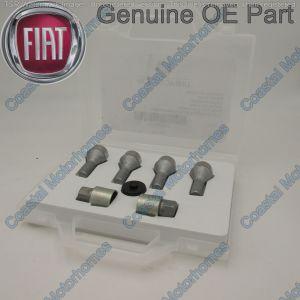 Fiat Ducato Peugeot Boxer Citroen Relay Locking Wheel Bolt Kit M14 2006> Nut