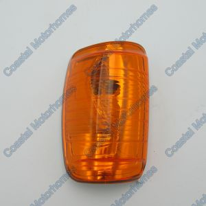 Fits Ford Transit Right Wing Door Mirror Orange Indicator Lens MK8 14-On