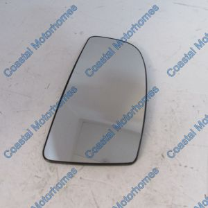 Fits Ford Transit MK8 Lower Right Convex Door Mirror Glass 2014 Onwards