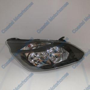 Fits Ford Transit Custom/ Tourneo Custom RHD Right Headlight Headlamp 2012-Onwards