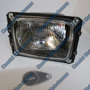 Fits Headlight LHD Right Mercedes T1 T2 207 307 407 208 308 408 209 309 409