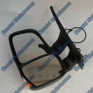 Fits Iveco Daily Short Front Left Mirror With Indicator 2006-2014