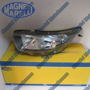Fits Iveco Daily Front Left Headlamp Headlight 2014 Onwards