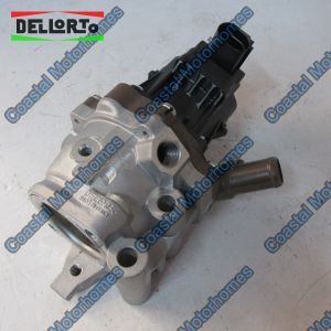 Fits Iveco Daily EGR Valve Exhaust Gas Recirculation 2.3JTD (06-14) OEM 5801365344