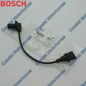 Fits Iveco Daily III-IV-V Crankshaft Position Sensor 2.3L 3.0L (1997-2014) 500371540