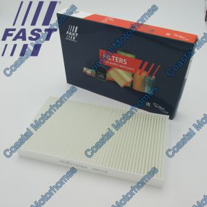 Fits Iveco Daily III Interior Air Pollen Cabin Filter 288x160x30 (1997-2007)