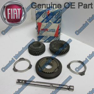 Fits Fiat Ducato Peugeot Boxer Citroen Relay 3RD 4TH Gear Syncro Kit 9567492980