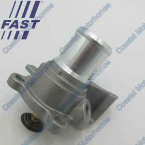 Fits Peugeot Boxer Citroen Relay Fiat Ducato Iveco Daily Thermostat JTD 2.3 2006-On