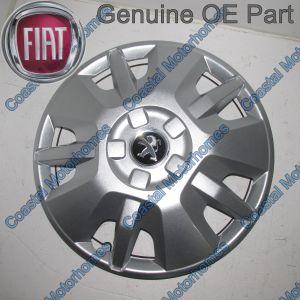 "Fits Peugeot Boxer 15"" Wheel Trim Hub Cap 2006 Onwards OE"