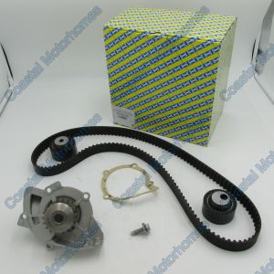 Fits Peugeot Boxer Citroen Relay 2.2HDI Timing Belt And Water Pump Kit (2002-2006)