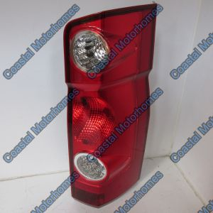 Fits Volkswagen Crafter Rear Back Tail Light Lamp Right (2006-On)